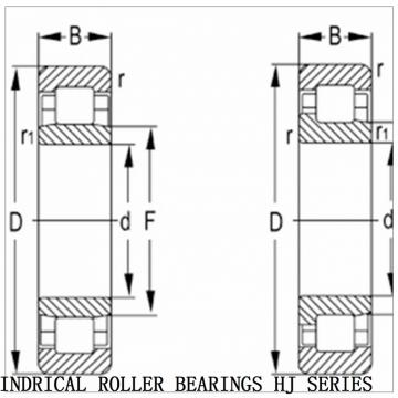 HJ-9612048 CYLINDRICAL ROLLER BEARINGS HJ SERIES