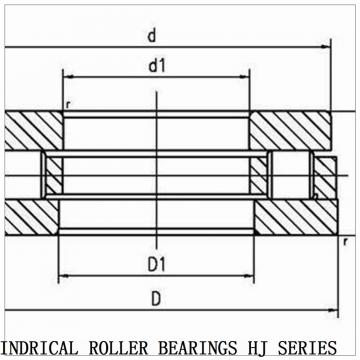 HJ-14017048 IR- CYLINDRICAL ROLLER BEARINGS HJ SERIES