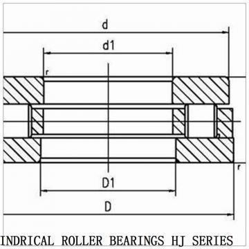 HJ-688432 CYLINDRICAL ROLLER BEARINGS HJ SERIES