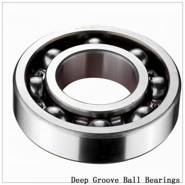 618/1060F1 Deep groove ball bearings