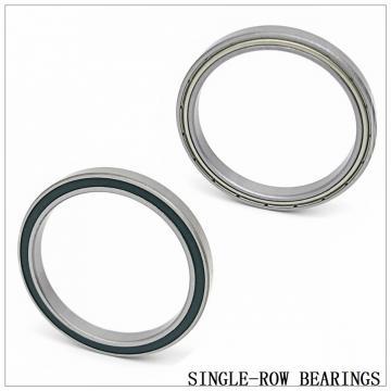 NSK 80176/80222 SINGLE-ROW BEARINGS